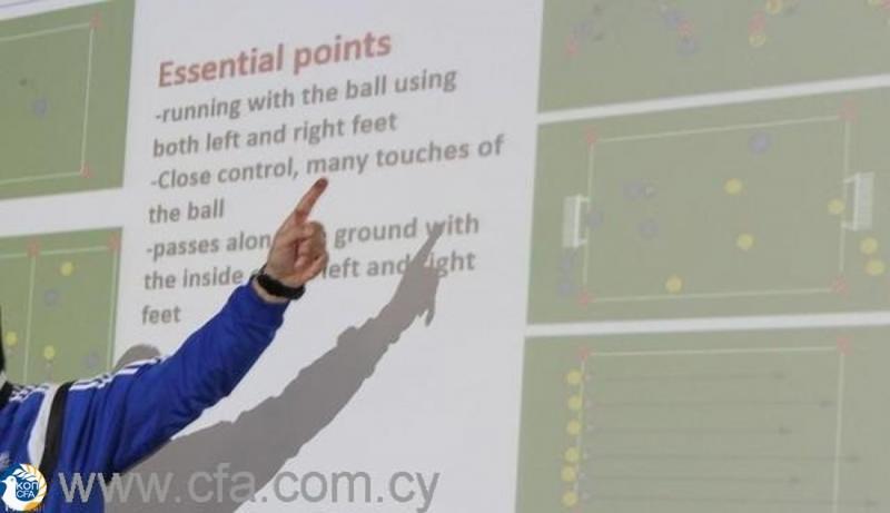 Δίπλωμα Προπονητή Ερασιτεχνικού Ποδοσφαίρου και Ανανεώσεις